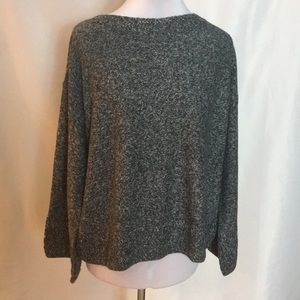 Style&Co tweed sweater